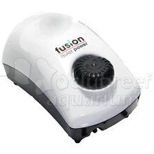Fusion 400 Aquarium Air Pump Single Control Valve 40 Gallon JW Pet
