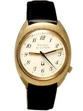 Bulova (U.S.) Model 218 Man's Wrist Watch, C. 1977