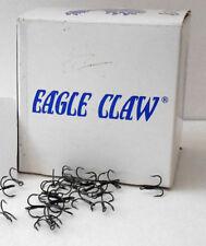 Eagle Claw Treble Hooks, 754 Featherlite Finesse #12, 500 each