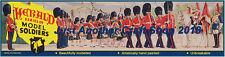 Britains Herald Model Soldiers 1959 Poster Advert Leaflet Shop Sign Streamer