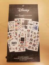 Disney The Happy Planner Stickers Mickey Amp Friends Magic Plans 582 New