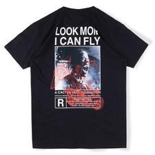 NEW INS Travis Scott Look Mom I Can Fly MIniBike Tee Tshirt Unisex Casual Shirt