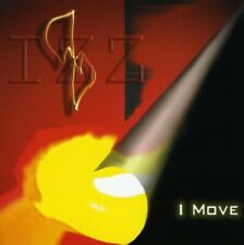 I Move - Izz (CD New)
