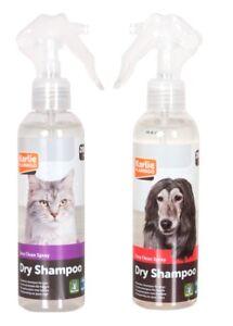 Trockenshampoo für Katzen und Hunde / 2,70€ / 100ml