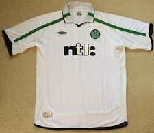 CELTIC FC 2001 - 2002 Football Soccer Jersey Shirt - Mens Size XL VGC