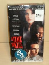 A Time to Kill (VHS, 1996)  - New & Sealed!