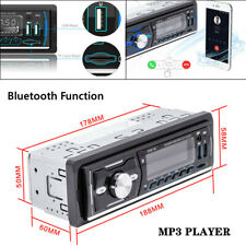 Dual USB 1DIN Bluetooth AUX Car Stereo Radio Support RDS Compatible DAB General