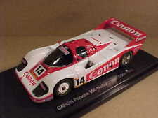 Ebbro #44360 1/43 Diecast Porsche 956, '83 Nurburgring, Canon
