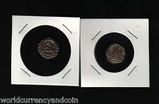 INDIA DELHI SULTANS 12 - 13 CENTURY SILVER INDIAN CURRENCY MONEY LOT OF 10 COINS