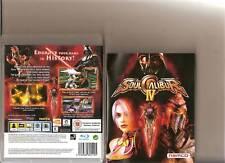 SOUL CALIBUR 4  PLAYSTATION 3 PS 3 FIGHTING DARTH VADER