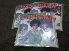 Dianna ross and the supremes Motown best of friends Records Vinyl Vintage R28