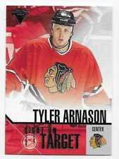 02/03 TITANIUM RIGHT ON TARGET Tyler Arnason #5