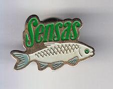 RARE PINS PIN'S .. SPORT PECHE FISHING POISSON SENSAS CANE APPATS FISH ~CQ