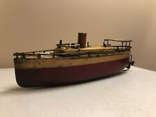 Ives Sally Wind Up Boat