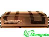 64GB (4x16GB) DDR3 PC3L-8500R 4Rx4 ECC Reg Server Memory For Dell PowerEdge T410