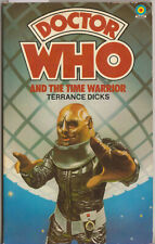 Doctor Who and the Time Warrior.  A great read! Recommended! 1st Target Books ed