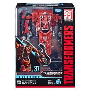 Transformers Hasbro Rampage Studio Series 37 Voyager Devastator Member In Stock