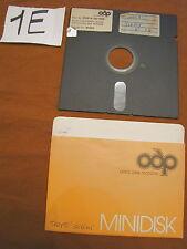Floppy disc 5.25 inch 5 1/4 Commodore 64 ODP Minidisk Giochi floppy n. 24