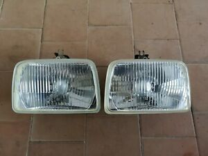 FORD FIESTA MK1  Headlight LHD front Left and Right Head Light HELLA