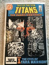 Tales of the Teen Titans Comic Book #42 DC Deathstroke 1984 NEAR MINT NEW UNREAD