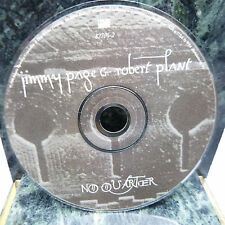 """MUSIC CD:  JIMMY PAGE & ROBERT PLANT """"NO QUARTER,"""" VG CONDITION, FREE SHIPPING"""
