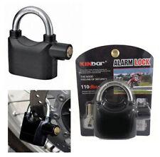Alarma Candado Sirena Candado Moto Alarma Candado Para Bicicletas De Seguridad