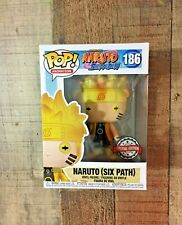 Funko Pop! Naruto Shippuden Naruto Six Path Glow In The Dark 186