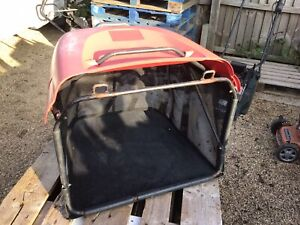 Ride On Mower Grass Bag Collector