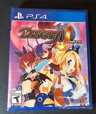Disgaea 1 Complete (PS4) NEW