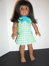 American Girl Doll MELODY ELLISON 1960's Beforever With Meet dress