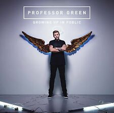 Professor Green - Growing up in Public Audio CD Brand New & Sealed (TB5)