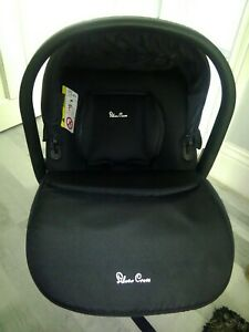 Silver Cross Simplicity Car Seat Group 0 ISOFIX Compatible Footmuff