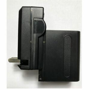 NP-F970 6600Mah Battery & Rapid Charger for Yongnuo YN300 II III AIR YN216 YN600