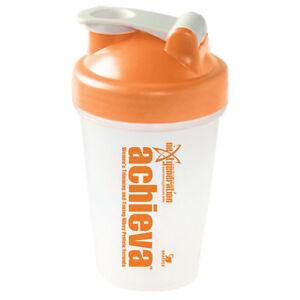 1 x BPA Free SUPPLEMENT DRINK BLENDER SHAKER SHAKE BALL BLENDER 400ml