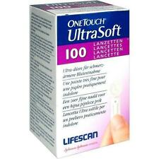 ONE TOUCH Ultra Soft Nadel Lanzetten 100 St