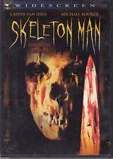 Skeleton Man (DVD, 2005, WS) Casper Van Dien, Michael Rooker  LN
