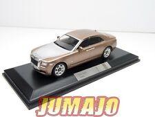 IXO22 voiture 1/43 IXO Civile : ROLLS ROYCE GHOST 2009 MOC169