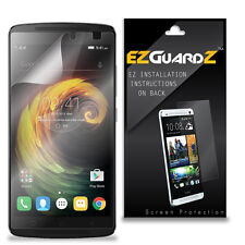 2X EZguardz LCD Screen Protector Cover HD 2X For Lenovo Vibe K4 Note (Clear)