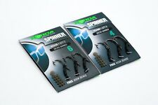 Korda Spinner Hook Ronnie Rig Sections 3 Per Pack All Types New