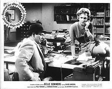 Lot of 2, Janssen, Polly Bergen, Stevens, Joan Staley stills BELLE SOMMERS (1962