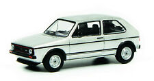 Schuco 1:64 452018000 VW Golf GTI silber NEU OVP