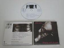 ELTON JOHN/SLEEPING WITH THE PAST(ROCKET 838 839-2) CD ALBUM