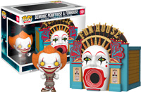 It: Chapter 2 - Pennywise Demonic with Funhouse Pop! Town-FUN45660-FUNKO