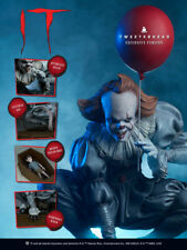 """""""It"""" Pennywise Maquette Exclusive Edition Tweeterhead - In Stock Now!"""