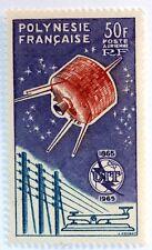 POLINESIA 1965 SATÉLITE Yt PA Nº 10 nueva lujo 57MA15