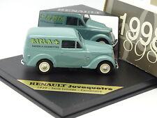 Vitesse 1/43 - Renault Juvaquatre Rizzla 1939