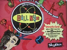 BILL NYE The SCIENCE GUY Near Set 68 of 94 CARDS Educational Planets Space