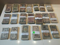 200 PIECES HISTORIC BANKNOTES FROM HUNGARY VG- FINE-EF LOT