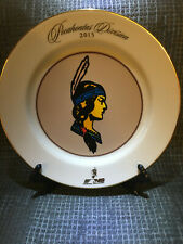 Collector plates Norfolk Southern Indian Head collector plate
