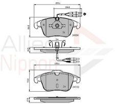 Allied Nippon Front Brake Pad Set ADB22002  - BRAND NEW - 5 YEAR WARRANTY